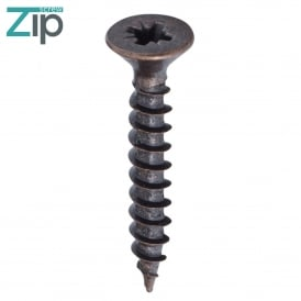 3.0 x 25 Bronze Zipscrews