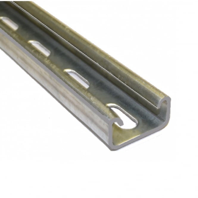 41mm Light Duty Slotted Channel 6M