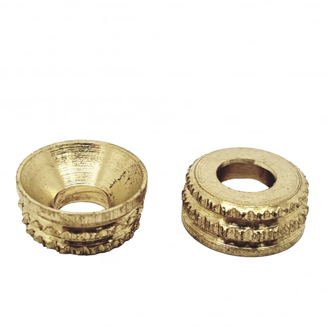 6.0 (12G) Brass Turned Screws Cups