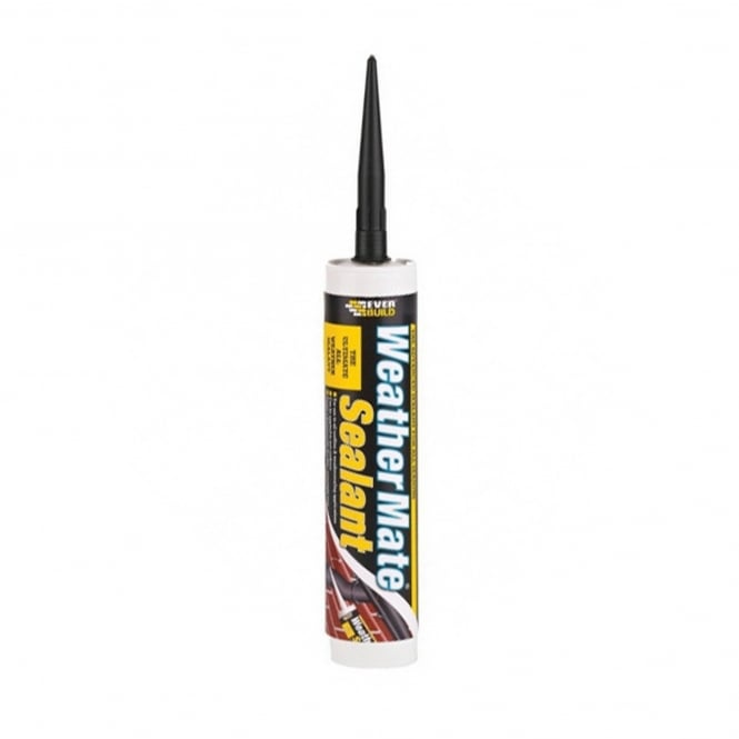 Black All Weather Sealant