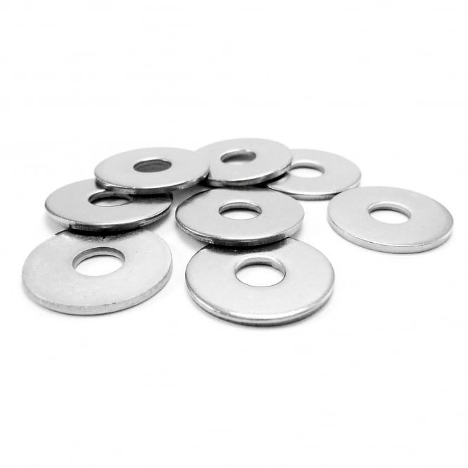 M6 x 25 BZP Repair Washers