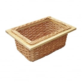 400mm Wicker Baskets