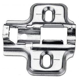 Slyder Clip On Soft Close M/Plate 0