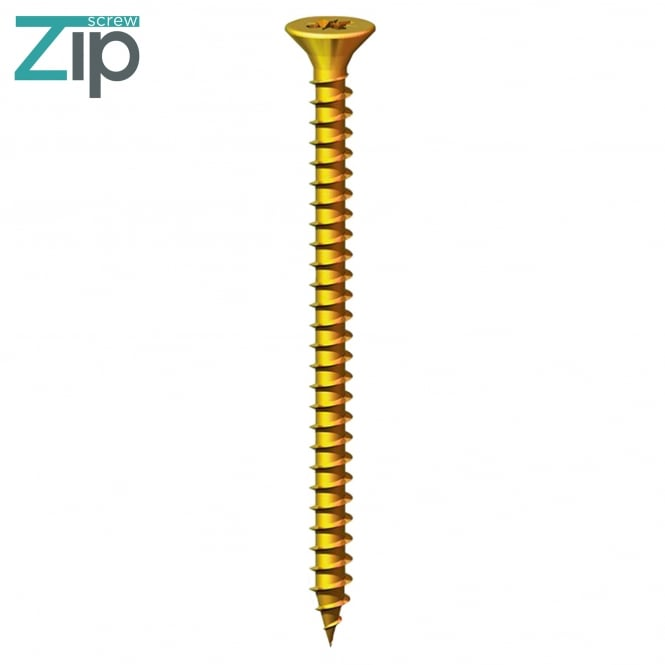 Zipscrew Yellow s